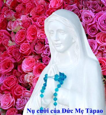 Nụ cười Đức Mẹ Tà Pao. 456