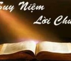 suy niệm lời Chúa